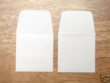 "1 BOX OF 1000 2"" SQUARE WHITE PAPER ENVELOPE'S!!!!!"