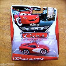 Disney World of Cars CRUISIN' MCQUEEN 2014 RADIATOR SPRINGS THEME diecast 11/15