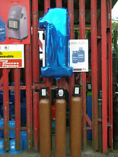 Helium (Balloon Gas) cylinder 10L size, 200 Bar Fill, NO ROLLING RENTAL CHARGES