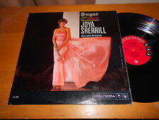 Joya Sherrill JAZZ FEMALE VOCAL LP Sugar and Spice MONO