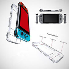 Crystal Case Hard Cover Bumper Shock Scratch Guard For Nintendo Switch FR