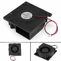 Blower Cooling Computer Brushless Fan 24V 0.32A 12032s 120x120x32mm 2 Pin US