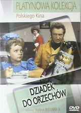 Dziadek do orzechow (DVD) Halina Bielinska (Shipping Wordwide) Polish film