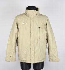Columbia Hooded Men Jacket Coat Size M, Genuine