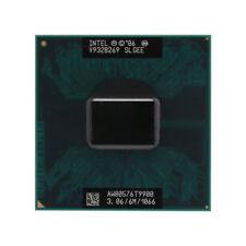 New T9900 CPU Für Intel Core 2 Duo 3.06GHz PGA478 Cache 1066 FSB Processor PM45