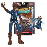 Marvel Legends Figurine Comic Packs Rocket et Groot Hasbro