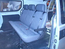 Hyundai Iload Techsafe Safety Excel 3 person Van Seat with Inbuilt Seat belts