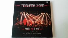TWELFTH NIGHT Live & Let Live LP Music for Nations MFN18