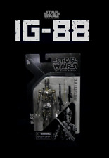 "Star Wars Archive Black Series: IG-88 (The Bounty Hunter) 6"" Hasbro Movie Figure"