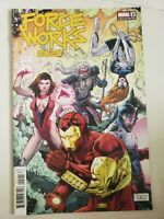 FORCE WORKS 2020 #2 (2020) MARVEL COMICS THOMAS TENNEY VARIANT COVER