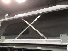 3 X  CAMPER VAN FIBREGLASS POPTOP ROOF/ CONOPY  LIFTERS FLAT 900mm LONG