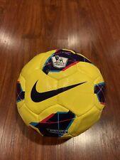 Nike Maxim Barclays Premier League Official match ball of 2012/2013