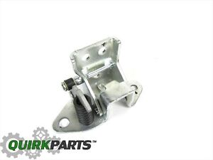 08-20 DODGE CHALLENGER FRONT DRIVER LEFT SIDE UPPER DOOR HINGE NEW MOPAR GENUINE
