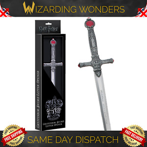 Harry Potter Gryffindor Letter Opener by Noble Collection Official Gift UK