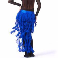 US2 Polyester Hip wrap Belly Dance Hip Scarf Belly Hot Dancing Tassel Belt Skirt