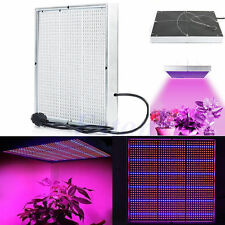120W 1365 LED Grow Light Lamps Full Spectrum Indoor Garden Quad-band Plant Panel