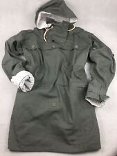 WWII GERMAN MOUSE GREY  REVERSIBLE MOUNTAIN ANORAK SMOCK TRENCH COAT,SIZE S