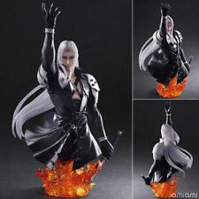 Anime Sephiroth Final Fantasy Play Arts Half Body Statue PVC Figure New No Box