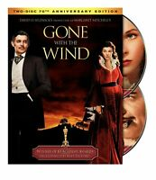 Gone With the Wind DVD, 2009, 2-Disc Set, 70th Anniversary Edition New & Sealed