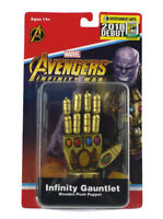 Infinity Gauntlet SDCC 2018 Exclusive Wooden Push Puppet Marvel Comics EE Toys