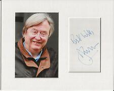 More details for david mellor conservative party genuine authentic autograph signature aftal coa