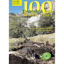 100 Evergreen Irish Session Tunes Book Only : Dave Mallinson