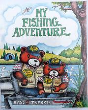 My Fishing Adventure Children's Personalized Book -  A Unique Gift Idea For Kids