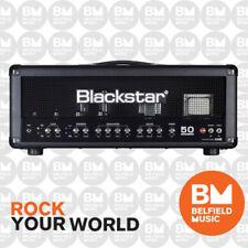 Blackstar Series One 50 Pro 2-Channel 50w High Gain Valve Guitar Amp Head - BM