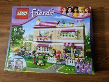Lego Friends Retired Set 3315 Olivia's House New In Sealed Box