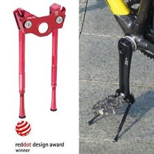 Fast Shipping Gearoop Bike Bicycle CoolStand Adjustable Side Stick , Red