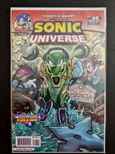 Archie Comics SONIC UNIVERSE Issue #46 (Nov. 2012)