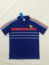 MAILLOT  FRANCE 1984 RETRO / TAILLE : S,M,L,XL,XXL / ADIDAS