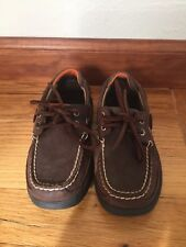 Kids Sperry Leather Shoes