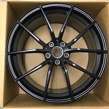 ORIGINALE Ferrari f12 TDF CERCHI Velgen Jantes Wheels RIMS CERCHI Black opaque