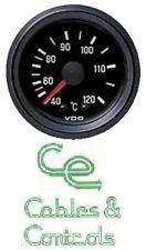 VDO WATER TEMPERATURE GAUGE, mechanical,40 - 120ºC, Capillary Length 2600mm