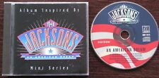 THE JACKSONS..AN AMERICAN DREAM MINI SERIES..AUSTRALIAN PRESSING MUSIC CD