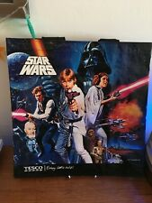 STAR WARS EPISODE IV A NEW HOPE TESCO BAG FOR LIFE SHOPPING BAG NEW