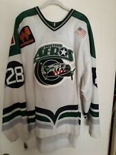 Houston Aeros Pro Hockey Jersey