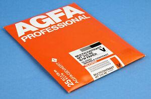 Agfa 25 Blatt 13X18cm Multicontrast MT 310 PE Glossy S/W