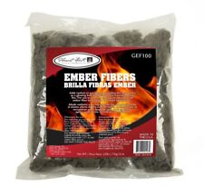 Pleasant Hearth Fireplace Glowing Ember Fiber Pellet Rock Wool [4 oz. Bag]