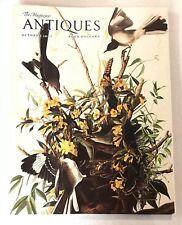 The Magazine Antiques Oct 1982 Russian Silver Audubon Art Jewelry Furniture