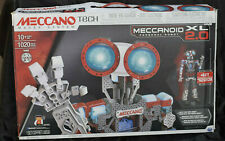 BRAND NEW  Meccano Tech Meccanoid XL 2.0 Personal Robot 15402 sealed packages