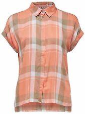 11/4 NEU ONLY Damen Sommer Bluse Hemd Top Shirt onlKAYLEE S/S SHIRT  Gr. 38 / M