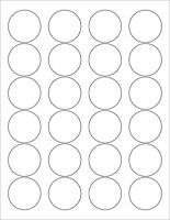 """6 SHEETS 4/""""x3-1//3/"""" BLANK STICKERS WHITE RECTANGLE 36 LABELS CRAFT SHOWS,CANDLES"""
