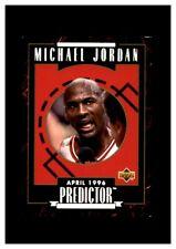 1995-96 Upper Deck Predictor #R5 Michael Jordan