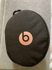 Original Beats By Dr Dre Soft Cushioned Carry Case For Solo 2/3 With Handle