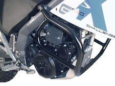 BMW g650 XCOUNTRY XCHALLENGE MOTORE PARAURTI PARAMOTORE crashpad Nero