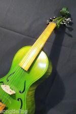 "Baroque style SONG Brand Maestro 6 string 15"" viola da gamba,viol #7433"