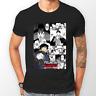 Intera Metallo Alchemist Fratellanza Roy Mustang Anime Tshirt T-Shirt Maglietta