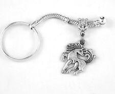 Horse jewelry Horse key chain Horse gift Fancy Horse Present Horse keychain